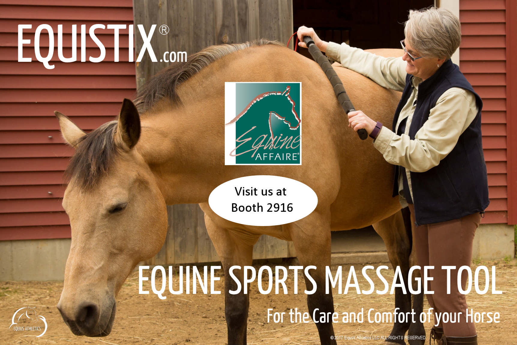 Equine Affaire Massachusetts is less than a week away!