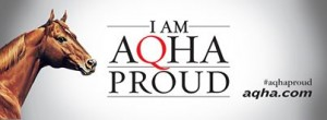 I am AQHA proud image