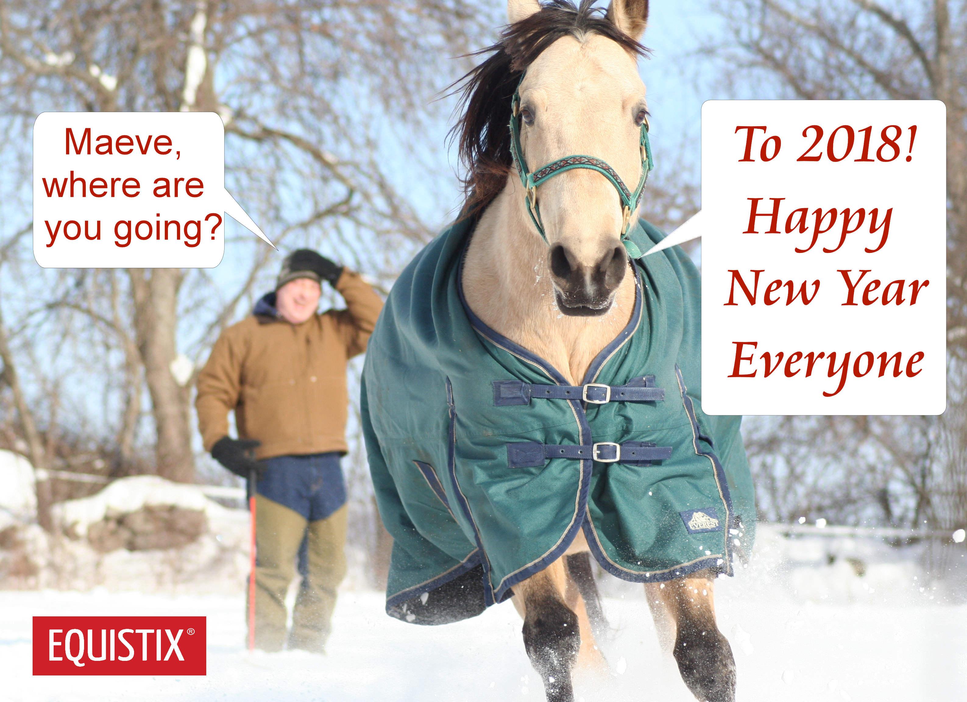 Maeve new year
