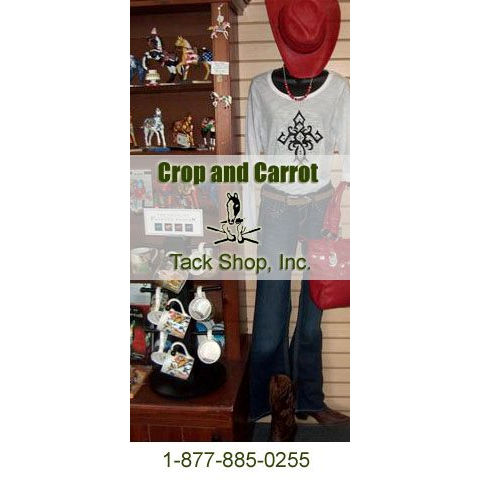 Meet the Crop & Carrot tack shop, our Newest EQUISTIX Retailer